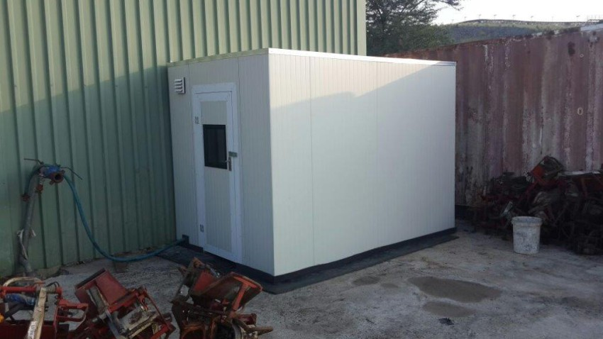 Industrial Sound Proofing